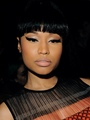 Nicki Minaj at Alexander Wang fashion show - nicki-minaj photo