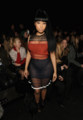 Nicki Minaj at Alexander Wang fashion show