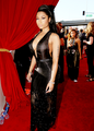Nicki Minaj at the 57th annual Grammy Awards