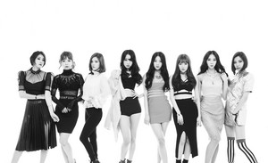 Nine Muses – Concept Photo For 'Drama'