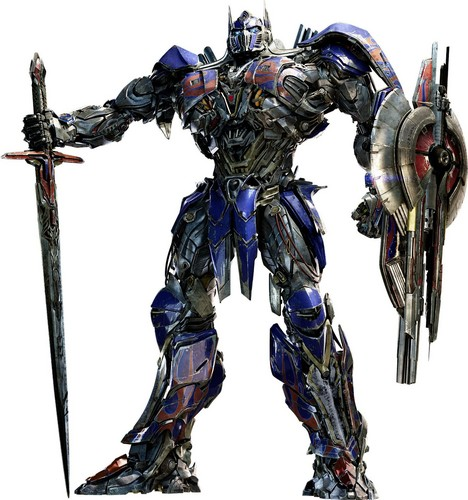 Transformers karatasi la kupamba ukuta possibly containing a breastplate titled Optimus Prime - Age of Extinction