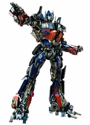 Optimus Prime - Dark of the Moon
