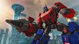 Optimus Prime - Fall of Cybertron