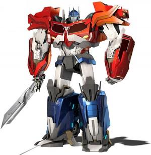 Optimus Prime - ट्रांसफॉर्मर्स Prime
