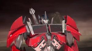 Optimus Prime - トランスフォーマー Prime