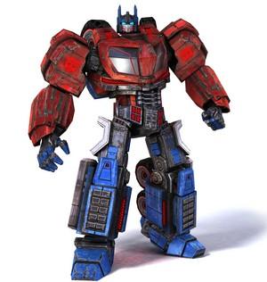 Optimus Prime - War for Cybertron