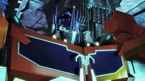 Optimus Prime wallpaper probably containing a strada, via called Optimus Prime