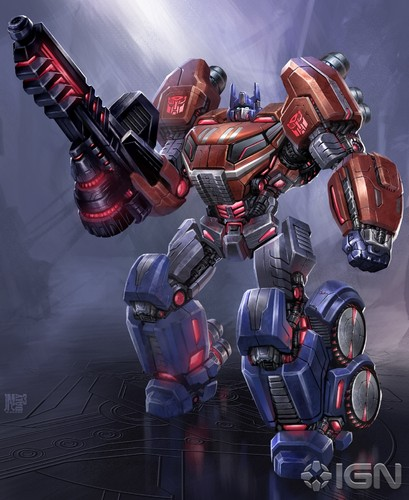 Optimus Prime wallpaper called Optimus Prime