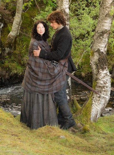 Outlander season 1 new still - outlander-2014-tv-series photo