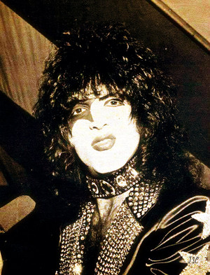 Paul…Kiss Meets the Phantom of the Park conference 1978