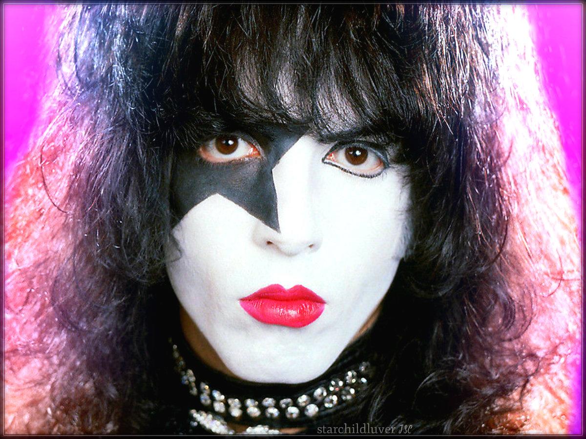 Paul stanley 1978 kiss photo 38143176 fanpop