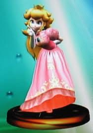 Peach Trophy(Melee)