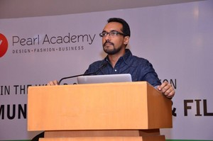 Pearl Academy Session with industry professionals
