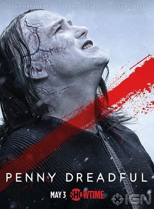 Penny Dreadful Season 2 Caliban official poster