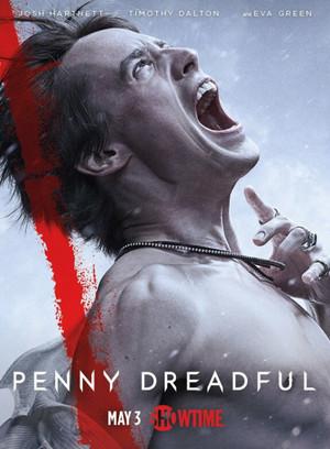 Penny Dreadful Season 2 Dorian Gray official poster
