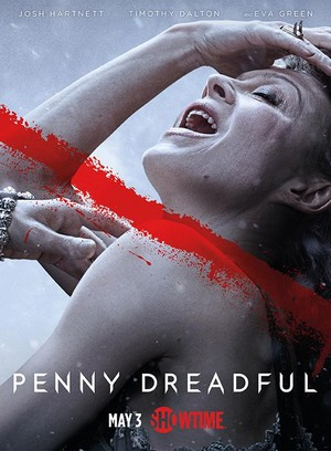 Penny Dreadful Season 2 Evelyn Poole official poster