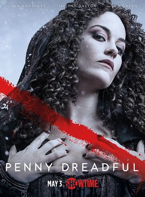 Penny Dreadful Season 2 Hecate official poster