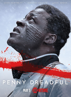 Penny Dreadful Season 2 Sembene official poster