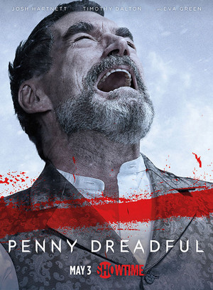 Penny Dreadful Season 2 Sir Malcom official poster