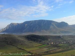 Piatra Secuiului Carpathians Romania