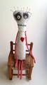 Pincushion Queen - tim-burton fan art