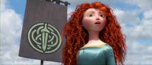 픽사 Screencaps - Merida.