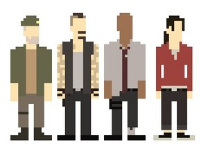 Pixel Surivors