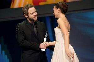 Presentation of European Shooting Stars 2015 during the 65th Berlinale International Film Festival,