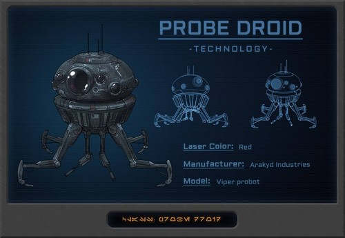 droid hd wallpaper star wars rebels probably containing a sign entitled probe wallpapers