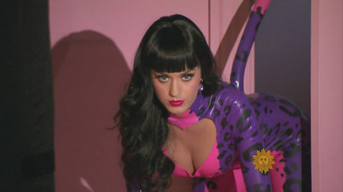 Katy Perry kertas dinding probably with a portrait called Purr Fragrance Photoshoot
