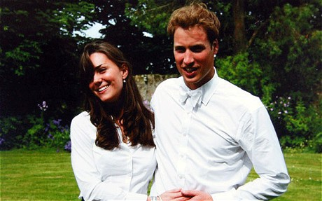 Prince William and Kate Middleton wallpaper entitled ROYAL FAIRYTALE