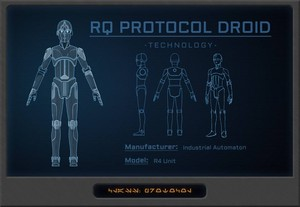 RQ Protocal Droid