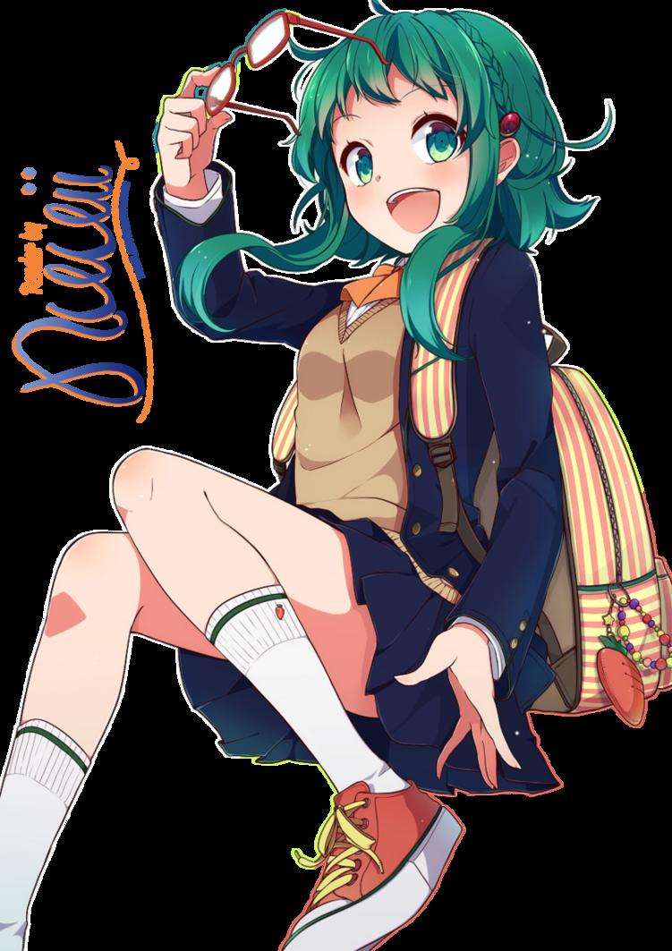 Random Anime Render!~