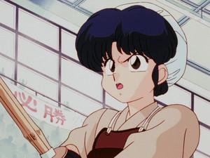 Ranma 1/2 Akane Tendo らんま1/2 アニメ 天道あかね