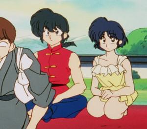 Ranma 1/2 anime (らんま½ アニメ)
