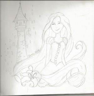 Rapunzel da Emmalou13