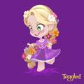 Rapunzel   - princess-rapunzel-from-tangled fan art