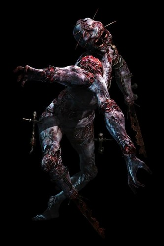 Resident Evil wallpaper called Revenant