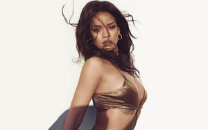 Rihanna for Harper's Bazaar 2015