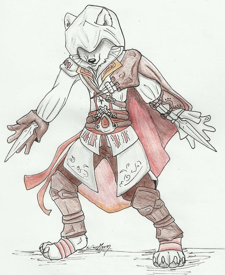 Runt (as an assassin)