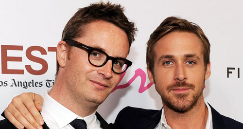 Ryan гусенок, гусеничный, гослинг Обои with a business suit and a suit entitled Ryan Gosling, Nicolas Winding Refn