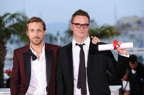 Ryan 小鹅, gosling, 高斯林 壁纸 containing a business suit called Ryan Gosling, Nicolas Winding Refn