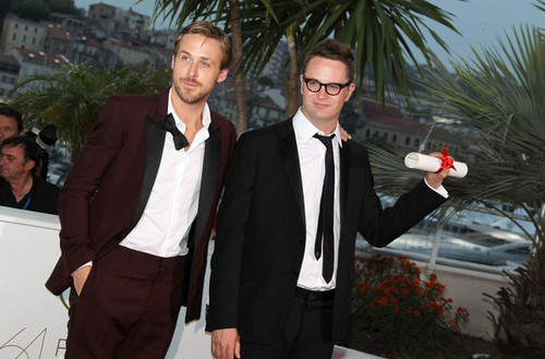 Ryan Gosling wallpaper with a business suit and a dress suit called Ryan Gosling, Nicolas Winding Refn