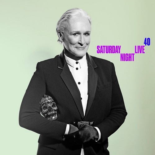 Saturday Night Live wallpaper containing a business suit entitled SNL's 40th Anniversary Special - Photo Bumpers