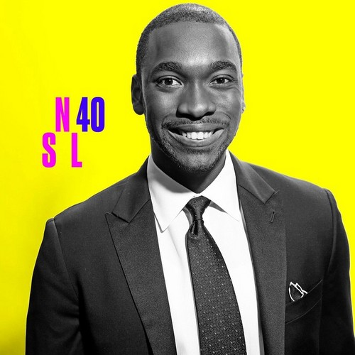 Saturday Night Live wallpaper containing a business suit, a suit, and a double breasted suit called SNL's 40th Anniversary Special - Photo Bumpers