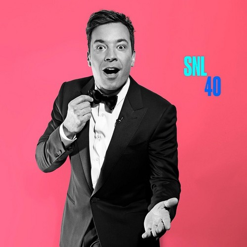 Saturday Night Live 바탕화면 with a business suit, a suit, and a dress suit called SNL's 40th Anniversary Special - 사진 Bumpers