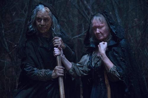 Salem TV Series wallpaper titled Salem Season 1 Promotional Picture