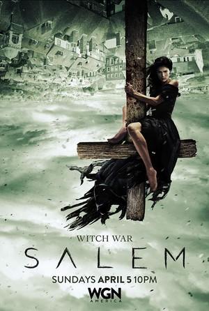 Salem Season 2 Promotional Poster