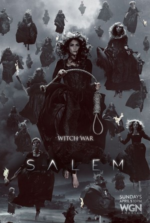 Salem Season 2 Promotional Poster