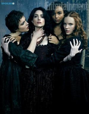 Salem - Season 2 - Women of Salem